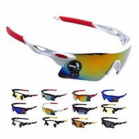 lunettes de soleil cyclisme plein air Sport VTT moto Hommes femmes