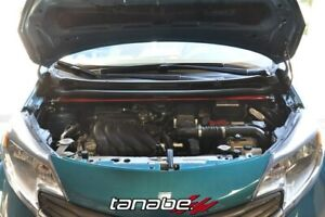 Tanabe Sustec Front Strut Tower Bar For Nissan 2014-2015 Versa Note