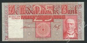 Niederlande, 25 Gulden, P-50, 1941