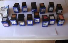Lot  of 15 HP 21 & 22 Ink Cartridges for Officejet J3650 J3680 4315 Printers,