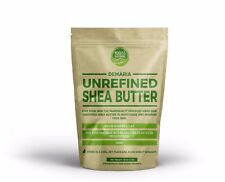 Unrefined Pure Shea Butter - African, Raw, 100% Natural 1 lb. / 16 oz.