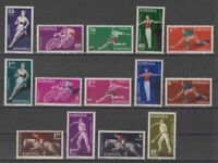 SPAIN (1960) - MNH COMPLETE SET - SC SCOTT 953-962, C167/170 SPORTS