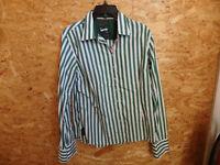 Bluse Lucky de Luca, grün gestreift , Gr.XXL UVP 99,90€