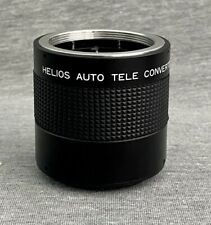 Helios 3 x Automatic Tele Converter Lens for 42mm thread cameras
