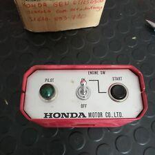 Scatola avviamento distanza GENERATORE generator HONDA ES ET 4500 31610-893-720