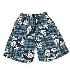 Sonoma Lifestyle Swim Trunks Men's Size Extra Large XL Mesh Lined Swimsuit Aloha