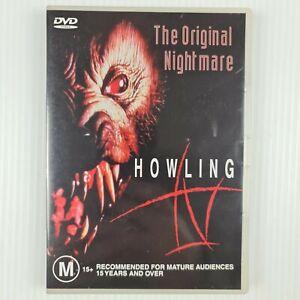 Howling IV - The Original Nightmare DVD - Region 4 - TRACKED POST
