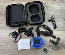DROGRACE Children Kids Camera Waterproof Digital Video HD Action Camera 1080P DV