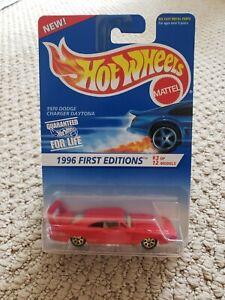 Hot Wheels Mopar Madness - 1970 Dodge Charger Daytona Color Choice Variation's