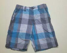 Boys Kids Shorts Fashion Plaid size 8 MOSSIMO SUPPLY CO