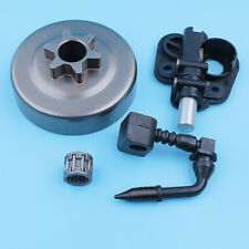 """3/8"""" Clutch Drum Oil Pump Kit for Partner 350 351 352 370 371 390 420 Chainsaw"""