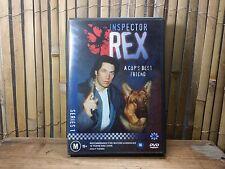 Inspector Rex DVD _Season 1_Subtitled - REGION 4