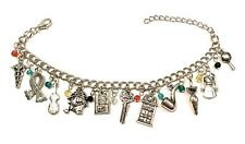 Sherlock Bracelet Metal Nickel Free 221B Baker Street Holmes Key