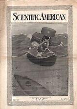 1914 Scientific American June 27 - Shamrock IV; Wanamaker Flying Boat; Index