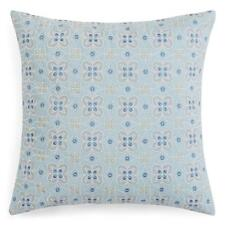 "New Sky Portia Skylar 18"" Square Decorative Pillow Blue $115"