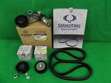 GENUINE SSANGYONG STAVIC MPV 2.7L T/D ALL MODEL AUTO BELT TENSIONER KIT