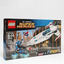 LEGO DC Comics 76028 Super Heroes Darkseid Invasion New Sealed retired HTF