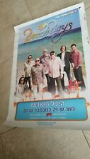 Poster of the Beach Boys - A performance in Israel