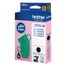 Brother LC227XLBK Tintenpatrone schwarz für MFC-J4420DW MFC-J4620DW