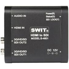 SWIT S-4601 HDMI to SDI Converter