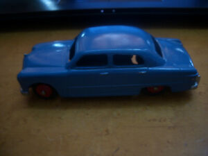 DINKY TOYS BLUE FORD SEDAN FROM  A LARGE COLLECTION