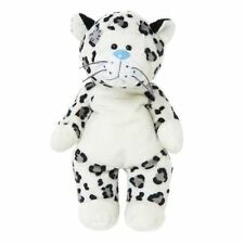 "Me to You Blue Nose Friends - 8"" Buster the Leopard - Floppy Pattern Plush"