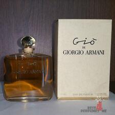 Gio De Giorgio Armani 50ml Eau De Parfum Splash 1.7 oz EDP Very Rare Vintage!