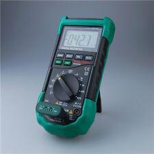 MS8268 LCD Screen Sound AC/DC Auto/Manual Range Digital Multimeter Meter New
