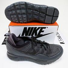 $225 Men's Nike Lupinek Flyknit Low Size 11.5 Grey Style 882685 001 NEW