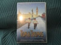 "RARE! DVD ""TOM & ET THOMAS"" Sean BEAN / de Esme LAMMERS"