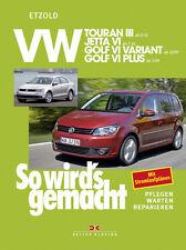 VW GOLF 6 VARIANT PLUS TOURAN JETTA 3 REPARATURANLEITUNG SO WIRDS GEMACHT 151