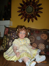 VIRGINIA TURNER DOLL ''' BUTTONS AND BOWS '''