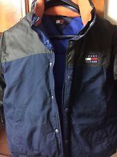 Tommy Hilfiger Boys Size XL Navy Coat Down Jacket!