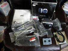 JVC Everio GZMC200 2MP 4GB Microdrive Camcorder 10xzoom