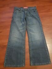 Age 8 Rare Levi's 527 Red Tab Boys Jeans W24-L22