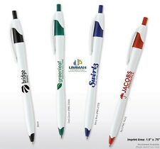 250 Promotional Classic Click Ball Point Pens Printed with Your Logo or Message