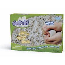 Shape it! Deltasand Moonsand weiß Modelliersand Spielsand Hort Therapieand 2270g