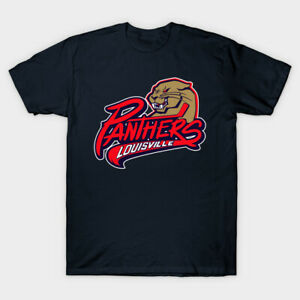 Louisville Panthers AHL Hockey T-Shirt RiverFrogs IceHawks