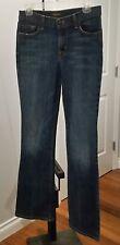 Women's David Kahn JEANSWEAR Boot Cut Medium Wash Jeans Size 8