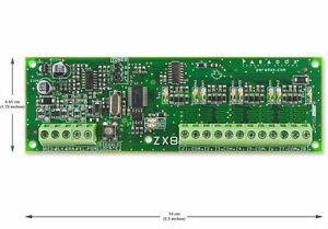 Paradox ZX8SP (formerly SP-ZX8) 8-Zone Expansion Module Genuine