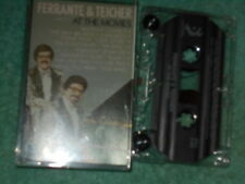 Ferante & Teicher - At The Movies 1984 Pop Cassette In Excellent  Condition