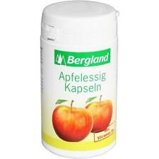 APFELESSIG KAPSELN Bergland 60St PZN: 0172089