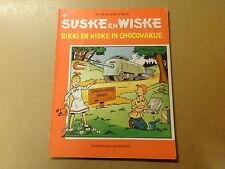 STRIP / SUSKE EN WISKE 154: RIKKI EN WISKE IN CHOCOWAKIJE | 1ste druk