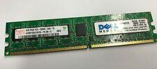 Hynix 2GB PC2-5300E-55-12 DIMM 667 MHz DDR2 SDRAM Memory (HYMP125U72CP8-Y5/2G)