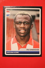 PANINI CHAMPIONS LEAGUE 2006/07 # 207 PSV EINDHOVEN KONE BLACK BACK MINT!
