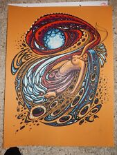 Jeff Wood 2010 Witchy Woman A/E 39/50  Signed and Numbered