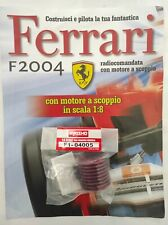 Ferrari Formula 1 F2004 De Agostini Kyosho a Scoppio Ricambio N°05 04005 Nuovo