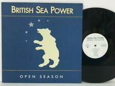 British Sea Power - Open Season LP 2005 UK ORIG Rough Trade Indie Rock VINYL