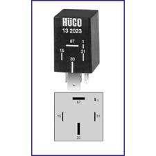 Relais Kraftstoffpumpe Hüco - Hüco 132023