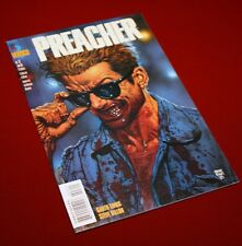 Rare PREACHER Comic #3, should grade at 9.6 - 9.8, NM, 6/95, Fassst & Safe SHIP!